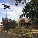 Foto de Amphitheatre Backpackers Lodge