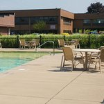 Our outdoor pool is open from Memorial Day to Labor Day!