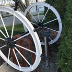 Double ships wheel (for when more force, more people were needed)