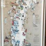 Map of Lake Michigan Lighthouses