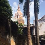 Extremely beautiful old town Cartagena!