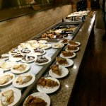 Amazing dessert bar
