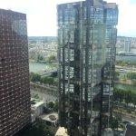 Vista desde la estancia hacia el Sena