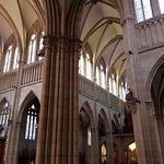 Aspecto do transepto
