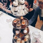 Afternoon Tea tower!