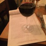 """Clearly states at the bottom of the menu """"125ml wines available on request"""" (not what I was give"""