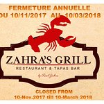 Photo de Zahra´s Grill