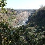 Photo de Pont des chutes Victoria
