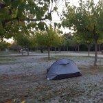 espace tentes
