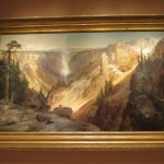 """The Chasm of the Colorado"" by Thomas Moran"