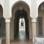 Top service, sophisticated design in respect of the Moroccan style. An incredible spa under all