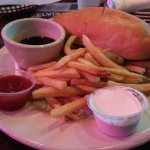 The French Dip. They nailed this one!