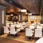 100 seats dining room for you to have lunch or an event