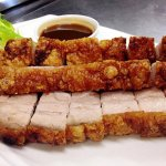 Pork Belly and honey chicken ! Please try...