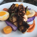 """""""Charred octopus and pork belly"""" -- wonderful!"""