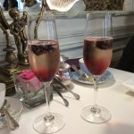 Kir before tea