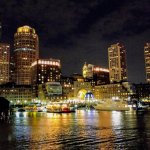 La plus belle vue de Boston!