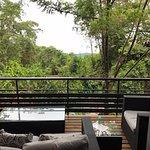Our Villa Porch View