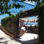 Taverna at Kalamaki beach - so good!!