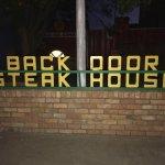 Foto de Backdoor Steak House