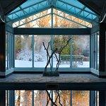 Piscina cubierta climatizada invierno