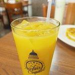 Parchita (passion fruit juice)