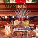 Un recibimiento muy mexicano
