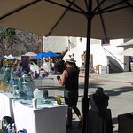 Market day in Old Town La Quinta