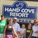Foto de Hand Cove Resort & RV Park
