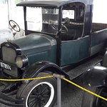 Primer camión de Campana - Chevrolet 1929