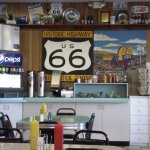Great Route 66 atmosphere!