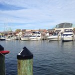 Annapolis Harbor on a gorgeous fall afternoon