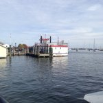 Annapolis Harbor from Pusser's Caribbean Grill