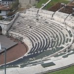 Plovdiv Roman Theatre Foto