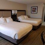 Two Queen Standard Guest Bed Room