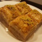 Baklava. Made in house!