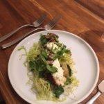 Octopus salad-yummy