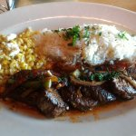 carne asada steak medallions