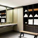 Akari Spa Locker Room