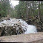 Foto de The Basin at Franconia Notch State Park