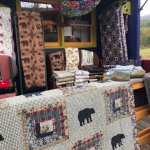 Good selection of quilts