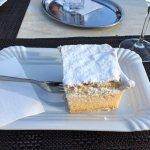 Cream cake!