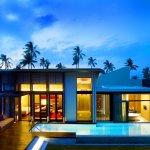 Tropical Oasis Exterior