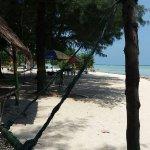 Pantai Bintang, Pulau Pari