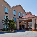 Foto de Holiday Inn Express Hiawassee