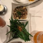 Haricot Verts and Wild Mushrooms (So Yummy!)