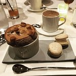 Hot Chocolate Soufflé - Woza!!!