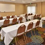 Meeting room at Holiday Inn Express & Suites San Diego Otay Mesa