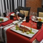 Our restaurant 7 du Plaza - Open every day