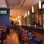 Hilton Philadelphia at Penn's Landing Keating's Lounge